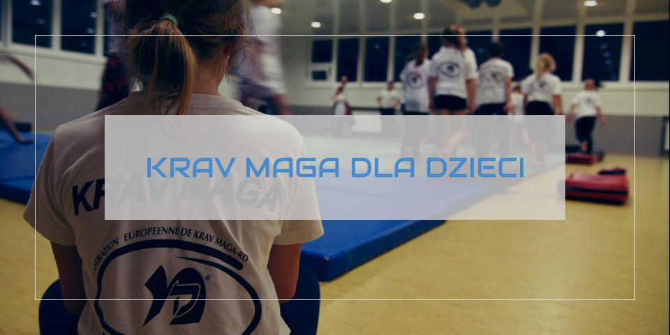 Krav Maga Poznań - treningi dla dzieci